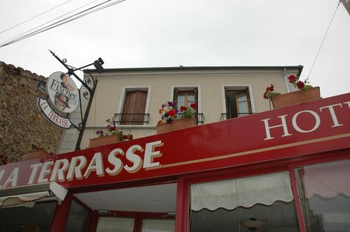 La Terrasse : Hotel near Noisy-le-Grand