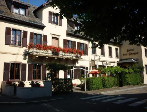 Hôtel des Vosges : Hotel near Krautergersheim