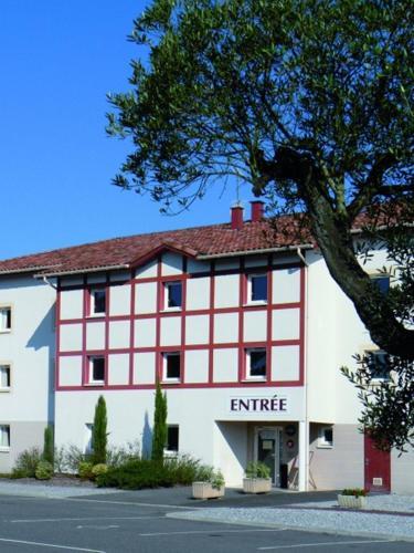 Hotel The Originals Dax Nord Les Bruyères (ex Inter-Hotel) : Hotel near Herm