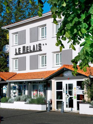 Logis Le Relais : Hotel near Sanguinet