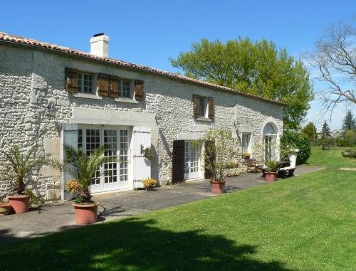La Bribaudonnière : Bed and Breakfast near Givrezac