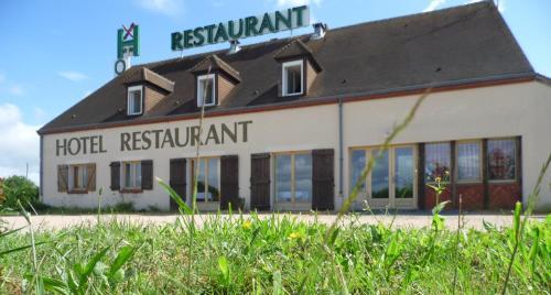 Le Pont De Fragne : Hotel near Louroux-Hodement