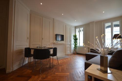 Appartements Hôtel de Ville : Apartment near Lyon 1er Arrondissement