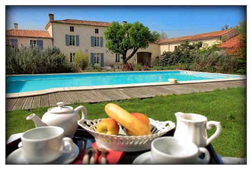 Le Relais de l'Autize : Bed and Breakfast near Puihardy