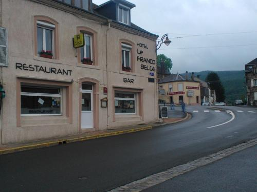 Le Franco Belge : Hotel near Anchamps
