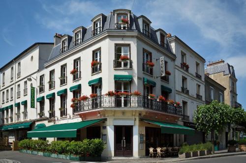 Le Richelieu Bacchus : Hotel near Vernou-la-Celle-sur-Seine