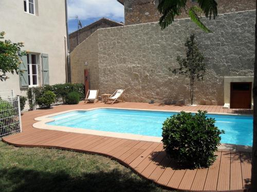 L'Hermitage : Bed and Breakfast near Villedaigne