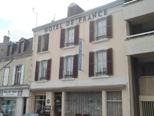 Hôtel de France : Hotel near Séreilhac