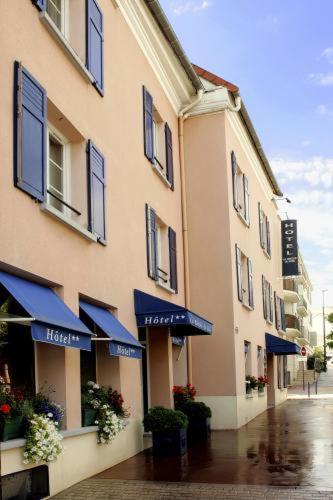Citotel La Breche Du Bois : Hotel near Châtillon