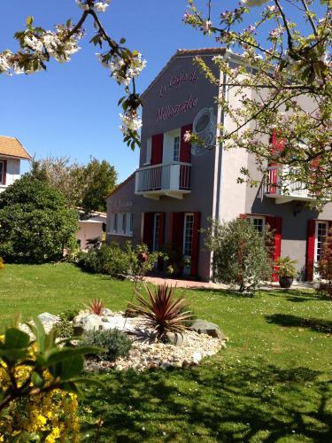 Logis de Mélisandre : Guest accommodation near Vaux-sur-Mer