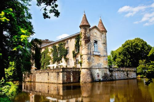Chateau Lamothe du Prince Noir - B&B : Bed and Breakfast near Mouillac