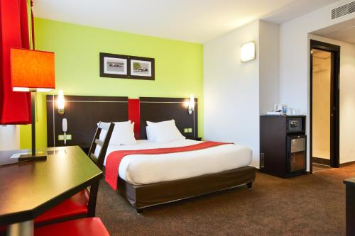 Kyriad Design Enzo Thionville : Hotel near Entrange