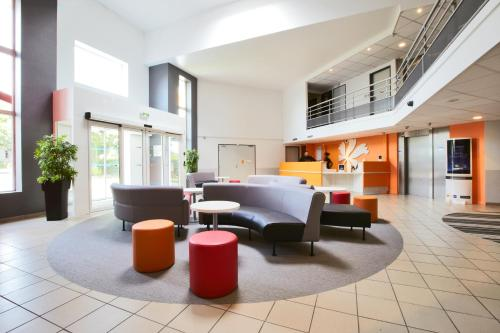 Premiere Classe Roissy CDG - Paris Nord 2 - Parc des Expositions : Hotel near Bouqueval