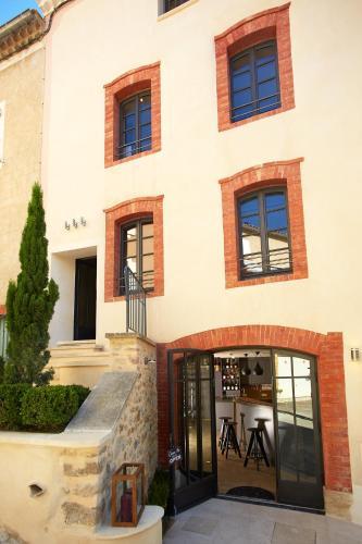 Les Chambres de l'Oustalet : Guest accommodation near Sablet