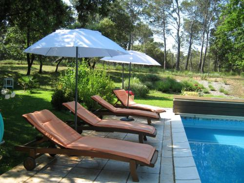 Villa l'Ambiance : Bed and Breakfast near Piolenc