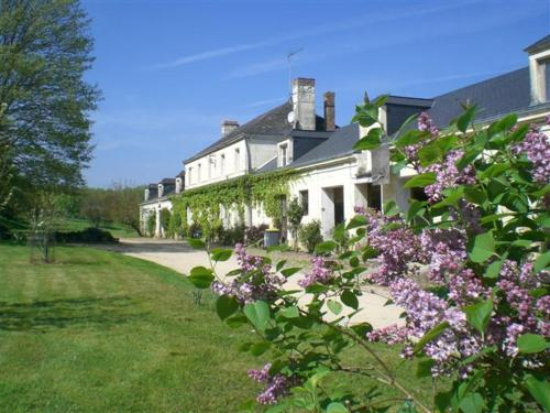 La Mesnagerie : Bed and Breakfast near Cuon