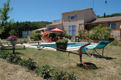 L'Habitarelle : Bed and Breakfast near Davejean