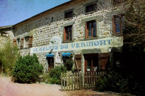 Le Relais du Vermont : Hotel near Grandrif