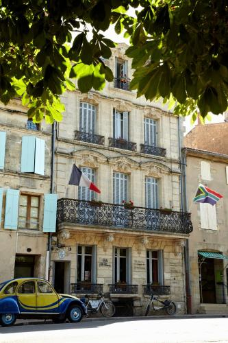 Villa St Simon : Guest accommodation near Blaye