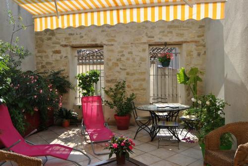 La Maison Bleue de Sigean : Bed and Breakfast near Sigean