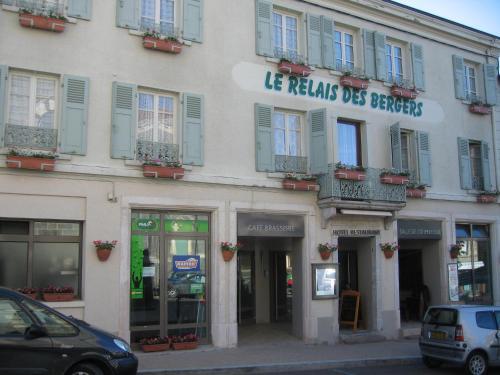 Le Relais des Bergers : Hotel near Saint-Christo-en-Jarez
