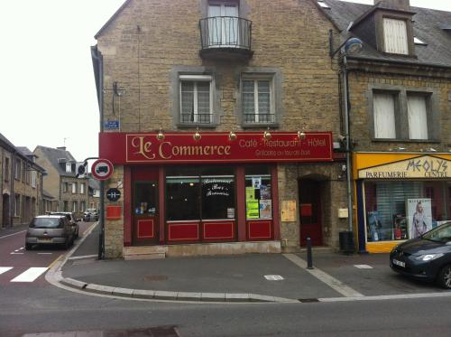 Le Commerce : Hotel near Angoville-sur-Ay