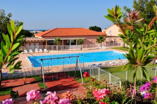 Résidence Goélia Cap Bleu : Guest accommodation near Martigues