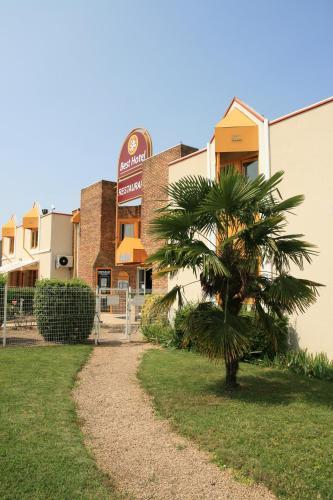 Best Hotel Sancé - Mâcon : Hotel near Laizé