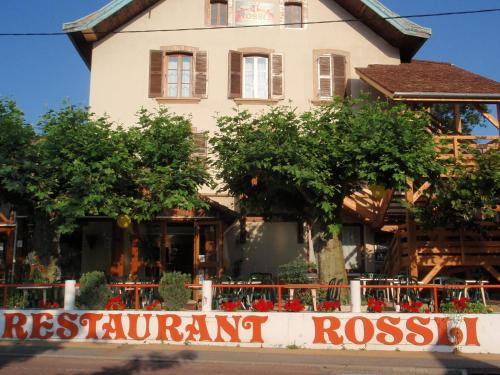 Rossli : Hotel near Saint-Aupre