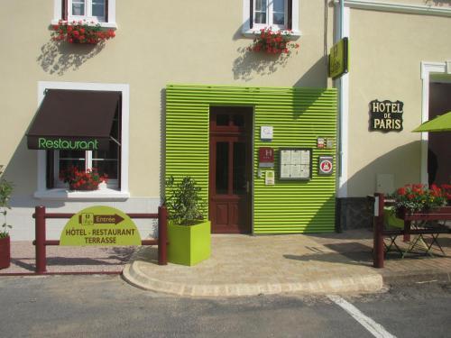 Logis Hotel De Paris : Hotel near Saligny-sur-Roudon