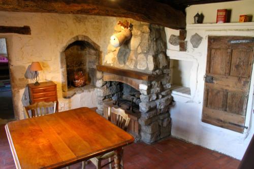 La Bugadière : Guest accommodation near Aleyrac