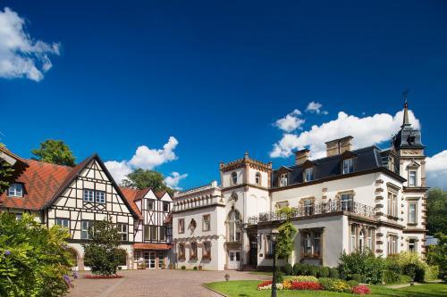 Hôtel & Spa Château de l'ile : Hotel near Ostwald