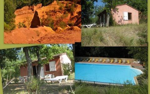Gite des Ocres : Guest accommodation near Rustrel