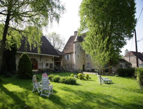 Le Détour : Bed and Breakfast near Amondans
