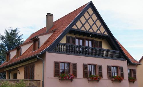 Gite Chez Jean : Guest accommodation near Orschwiller