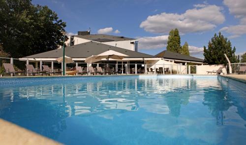 Best Western Le Bois de la Marche : Hotel near Aslonnes