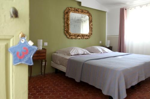 La Maison d'Odette : Bed and Breakfast near La Ciotat