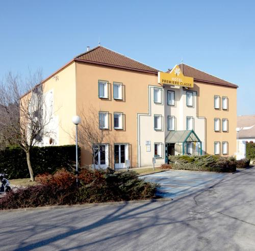 Premiere Classe Annecy Nord - Epagny : Hotel near Clermont