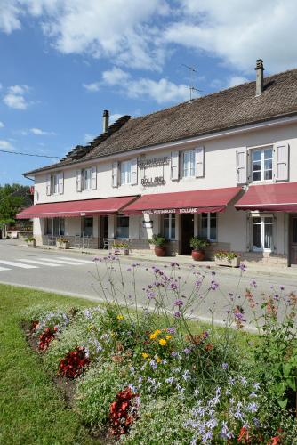 Hotel Rolland : Hotel near Annoisin-Chatelans