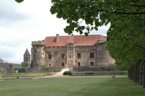 Château Royal de Saint Saturnin - Les Collectionneurs : Guest accommodation near Plauzat