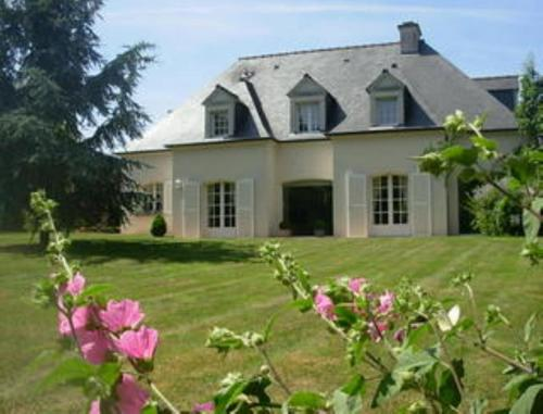 Le Sens des Hôtes : Bed and Breakfast near Saint-Aubin-d'Aubigné