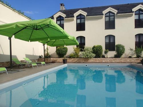 Hôtel Saint Laurent : Hotel near Mœurs-Verdey