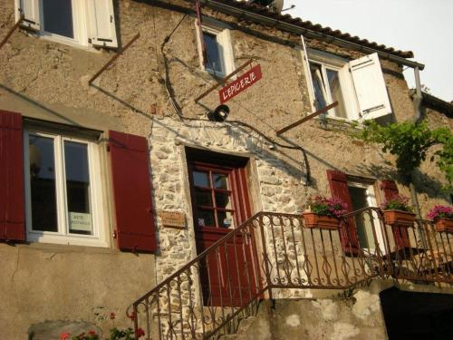 La Maison du Voyageur : Bed and Breakfast near Labastide-Esparbairenque
