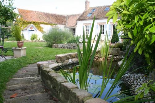 La Pastorale : Bed and Breakfast near Misy-sur-Yonne