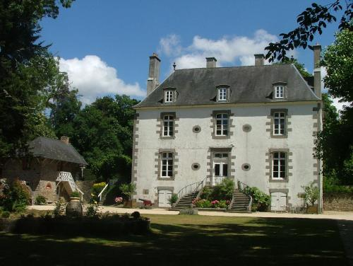 Chambres d'Hôtes Launay Guibert : Bed and Breakfast near Miniac-Morvan