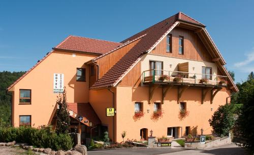 Hotel The Originals Neuhauser (ex Relais du Silence) : Hotel near Solbach