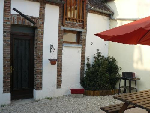 Maisonnette La Bienvenue : Guest accommodation near Saint-Martin-du-Tertre