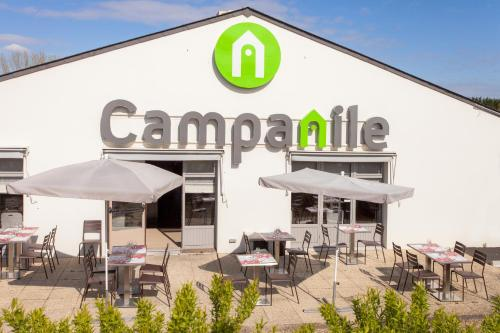Campanile Poitiers : Hotel near Poitiers