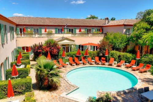 Best Western L'Orangerie : Hotel near Rodilhan