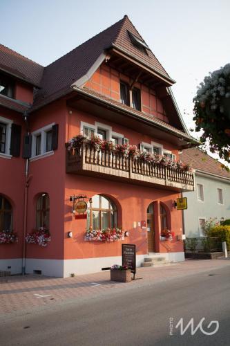 Auberge du Relais : Hotel near Wittelsheim
